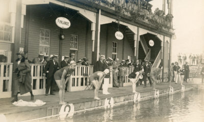 Les Jeux olympiques de 1920