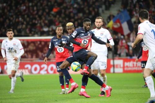 losc vs olympique lyonnais L1 J28 2019-2020 photo laurent sanson-19