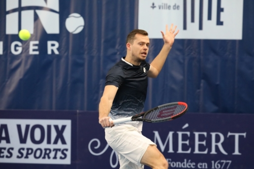 play in challenger lille 2019 J1 18-03-2019 photo laurent sanson-433
