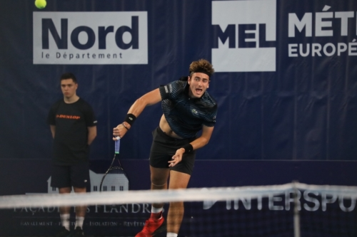 play in challenger lille 2019 J1 18-03-2019 photo laurent sanson-629