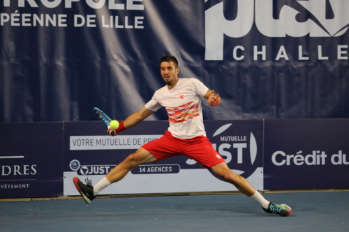 play in challenger lille 2019 J1 18-03-2019 photo laurent sanson-907