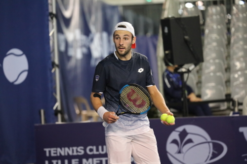 play in challenger lille 2019 J2 19-03-2019 photo laurent sanson-695
